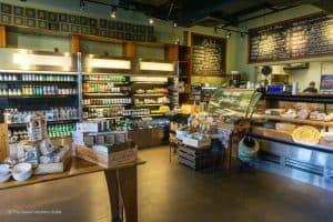 best coffee shops maui The Market Wailea inside store