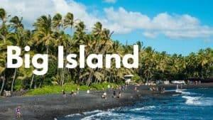 big island tours activities