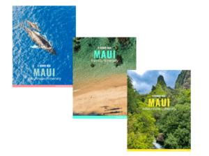 Maui Itineraries