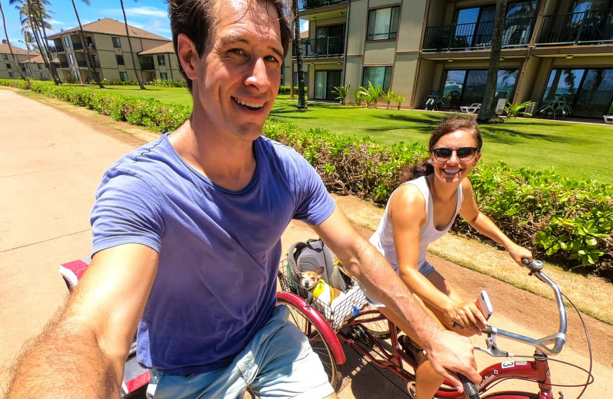 how to get around Maui without a car