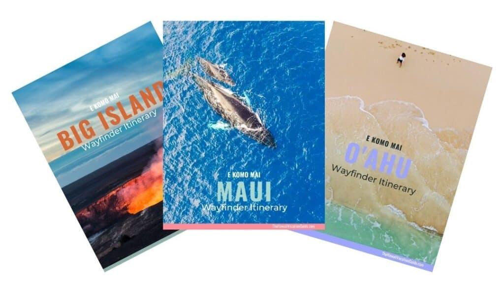 Hawaii Itineraries