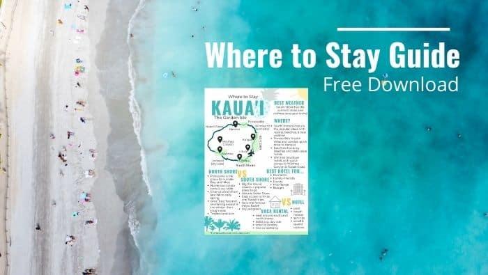 Kauai Hawaii Where to Stay Download