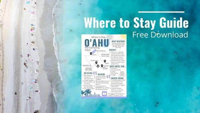 Oahu Hawaii Where to Stay Download