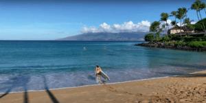 Best snorkeling Maui Napili Bay