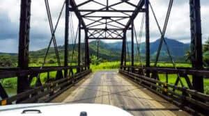 Maui vs Kauai road to Hanalei