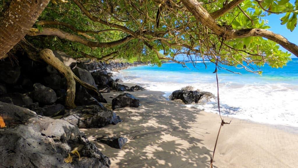 Best Beaches Maui Hamoa Beach