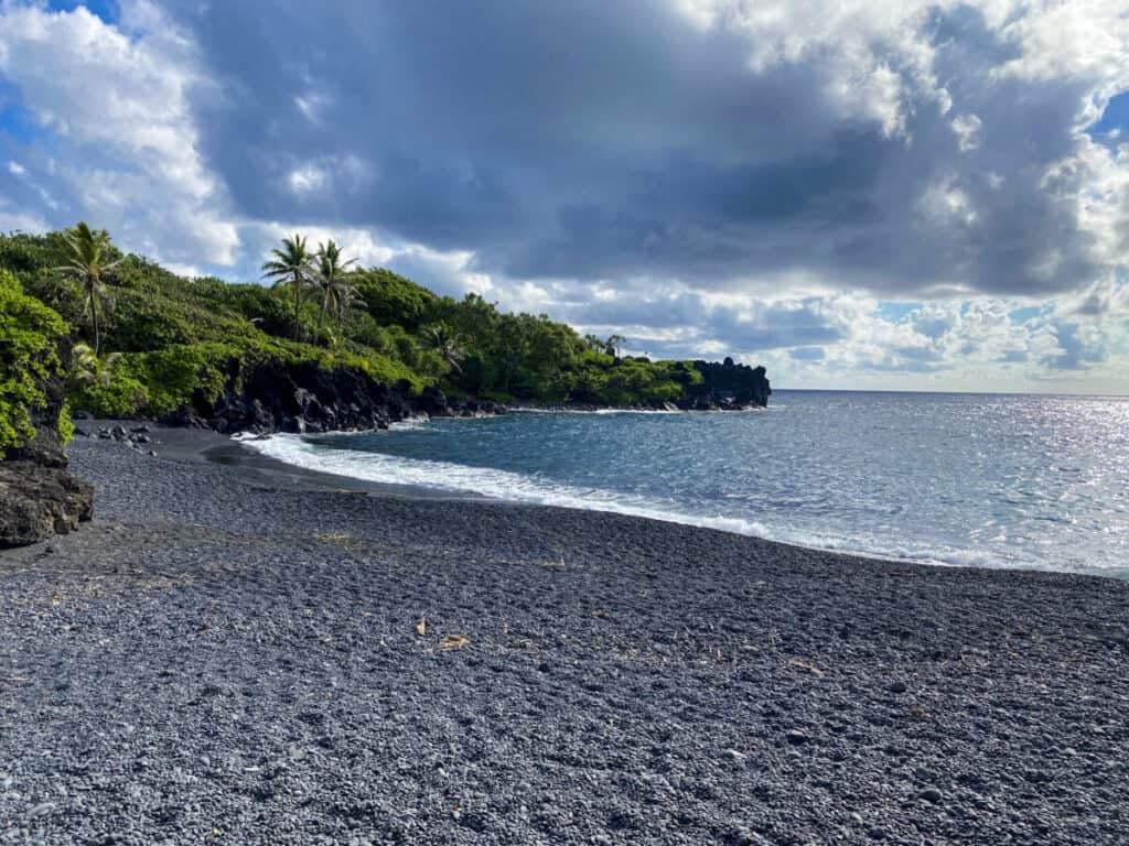 Best Maui Beaches Waianapanapa State Park