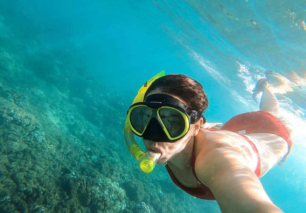 Best time to visit Maui snorkeling