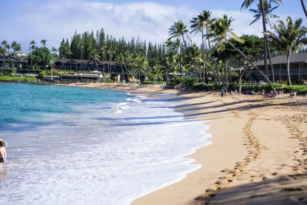 Best Beaches Lahaina Napili