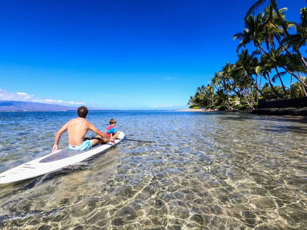 Best Beaches Lahaina Baby Beach