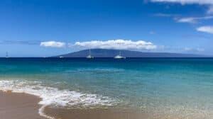 best beaches Lahaina Kaanapali