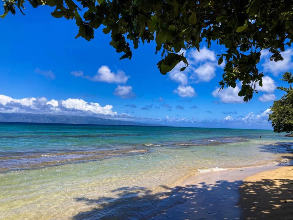 Best beaches Lahaina Honokowai