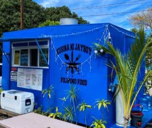 Best Lahaina Restaurants Kusina Ni Jayboy