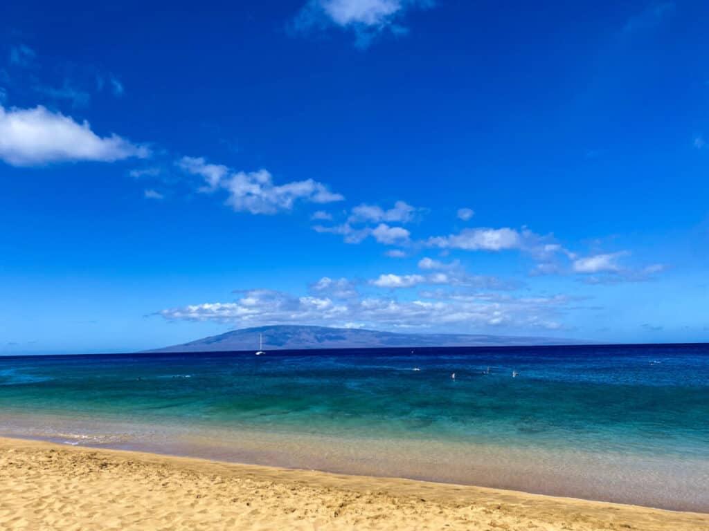Best beaches Lahaina Kahekili
