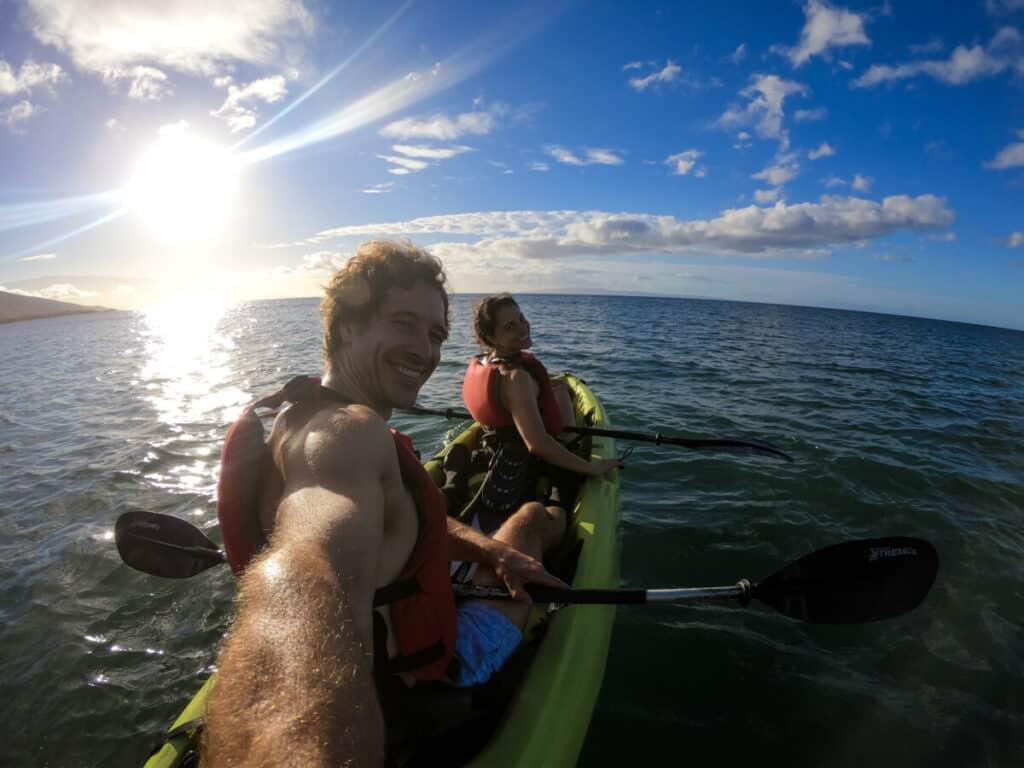 Best snorkeling Lahaina Olowalu