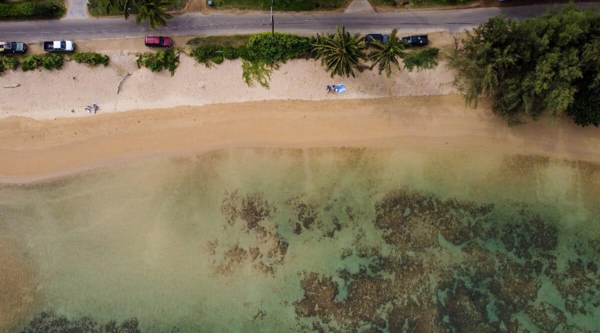 Best Snorkeling Spots Kauai Anini Beach