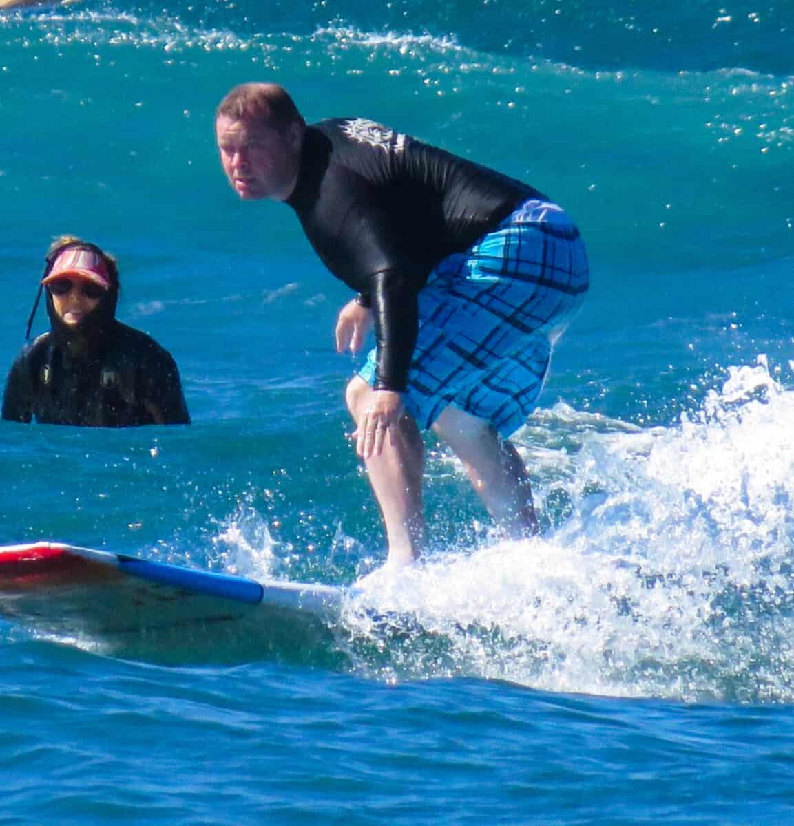 Group Surf Lessons Oahu North Shore