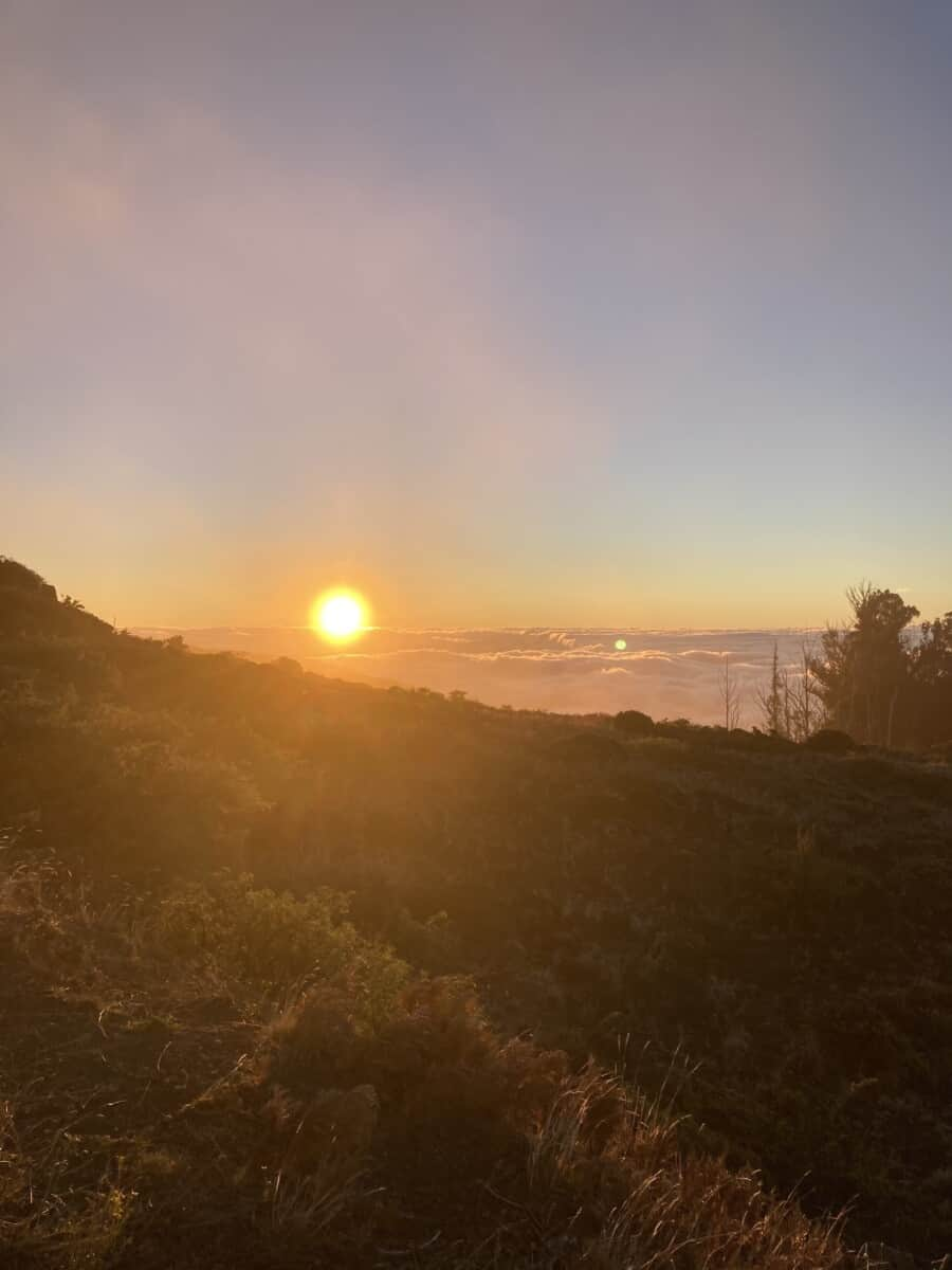 Maui for Couples Haleakala Sunset
