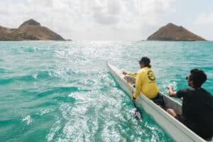 Hawaiian Outrigger Canoe Tour by Kailua Ocean Adventure