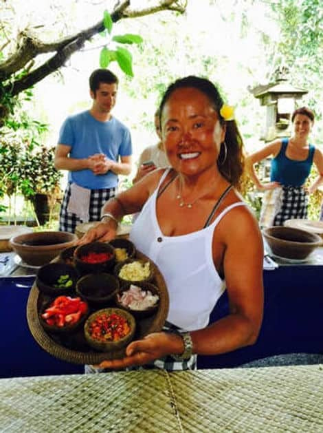 Hawaiian Style Cooking Class with Chef Linda