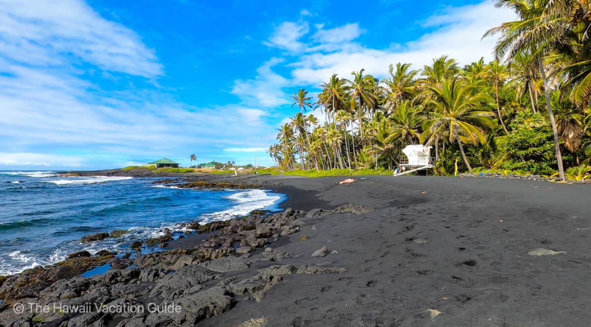 How many days should I spend on the Big Island?