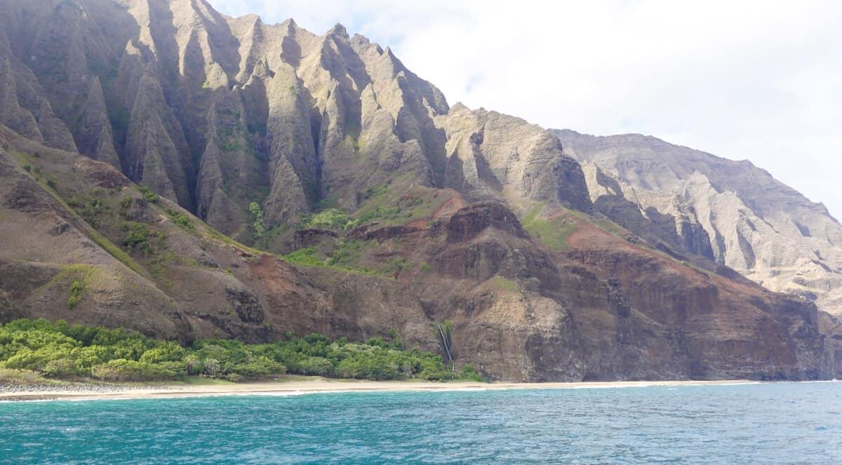 Kauai Honeymoon Itinerary Napali Coast