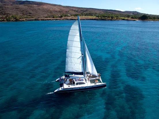 Ko Olina Adventure Snorkel Tour Catamaran
