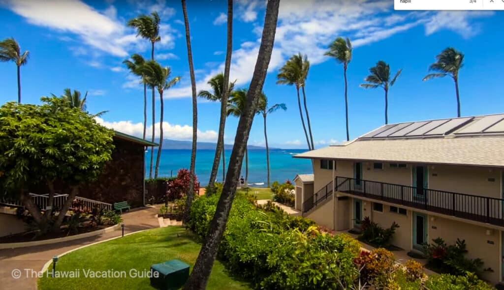 Lahaina Hotels Napili Shores