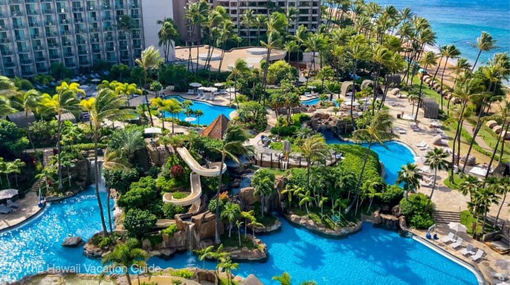 Lahaina Hotels Westin Kaanapali