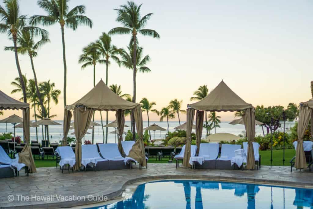 Maui resorts for families Fairmont Kea Lani