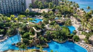 Maui resorts for families Westin Kaanapali