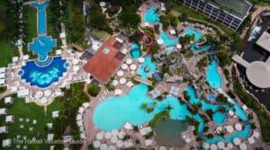 Maui resorts for families Grand Wailea
