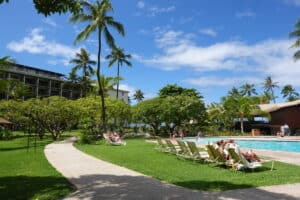 Maui resorts for families Kaanapali Beach Hotel