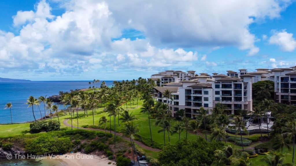Maui resorts for families Montage Kapalua