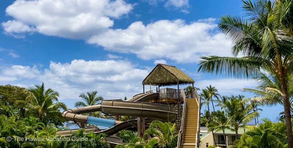 Maui resorts for families