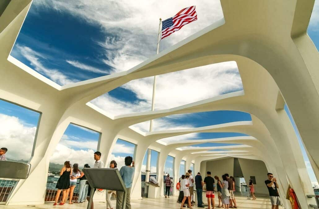 Pearl Harbor Day Tour – All Historic Sites