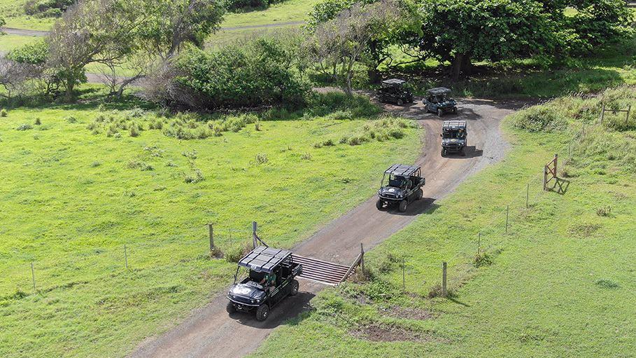 UTV Tour Into Scenic Jurassic Valley
