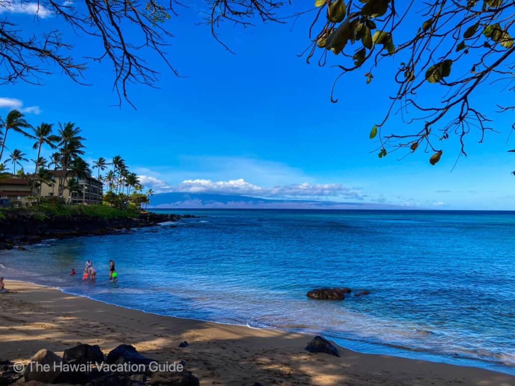 Best beaches Lahaina Pohaku