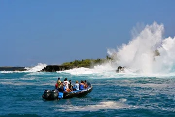 Captain Zodiac Raft Big Island