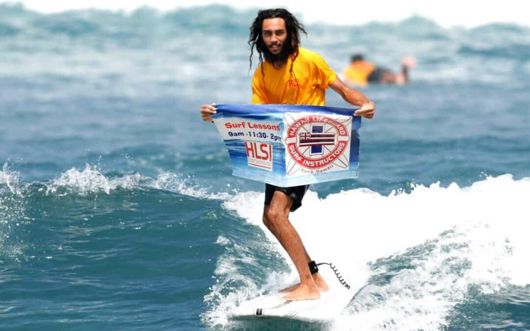 Kailua-Kona Surf Lessons VIP Exclusive Group