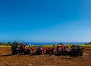 Hawaii Hilo ATV Tour Family Friendly Off-Road Tour