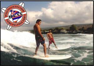 Hawaii Lifeguard Surf Instructors Private Lesson Kailua Kona