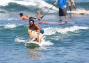 Hawaii private surf lessons Kailua Kona