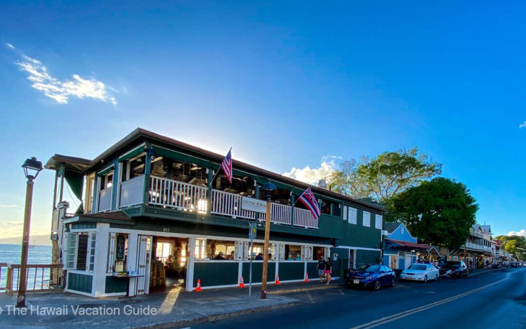 Lahaina Visitor's Guide: Where to Stay, Swim, Eat, and More