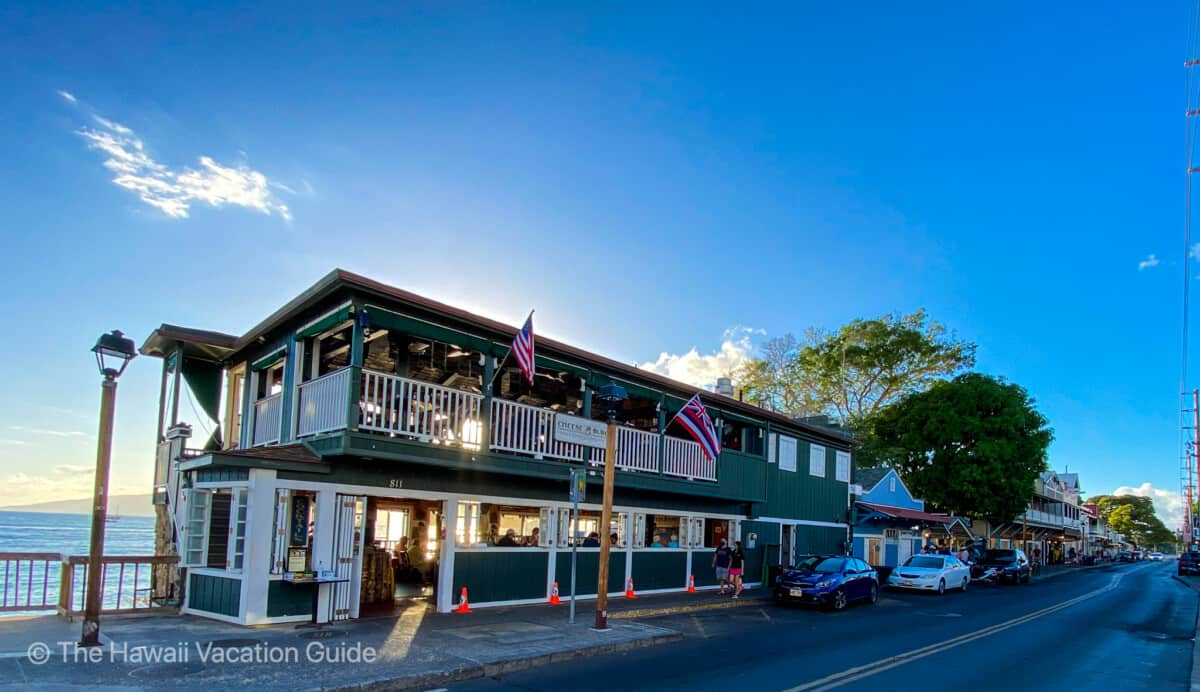 Lahaina guide and activities