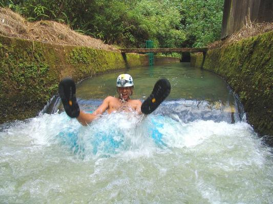 Mountain Tubing Tour on Kauai