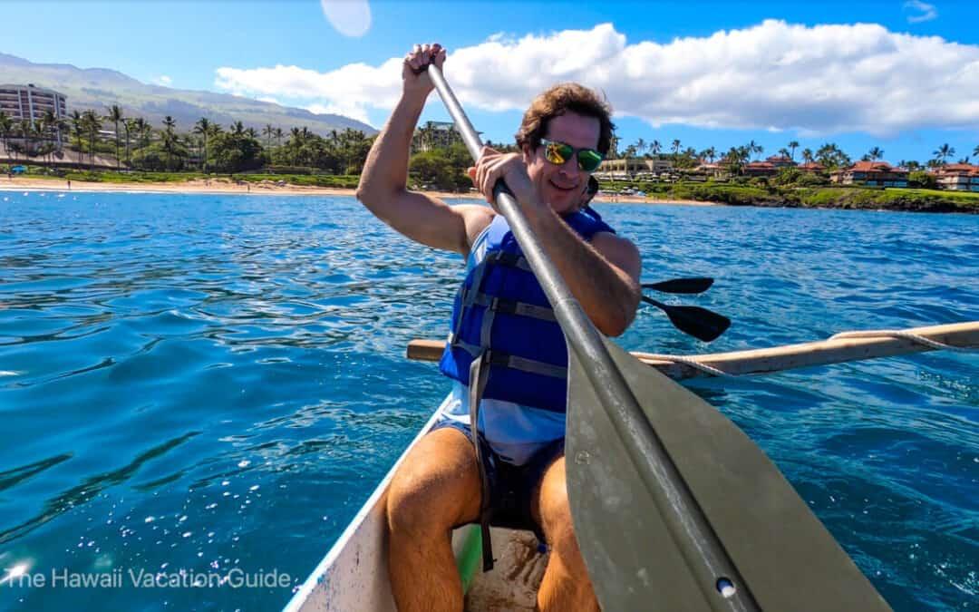 The Best Hawaiian Canoe Tour in Kailua-Kona