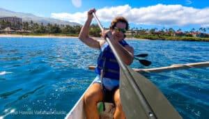 Kona Boys Hawaiian outrigger canoe tour