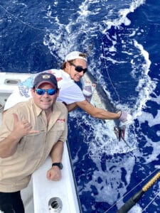 Kona Sport Fishing half day charter