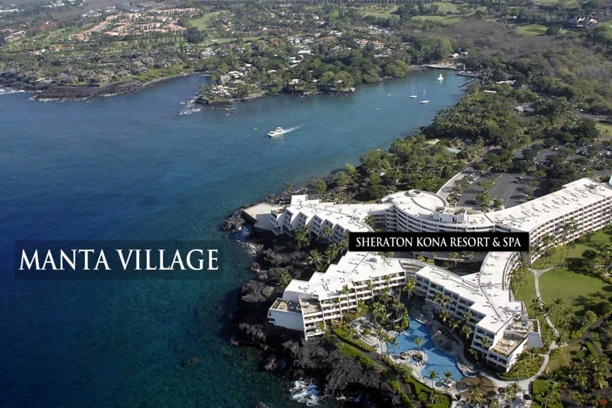 Manta Village Kona Manta Ray Snorkeling Tour